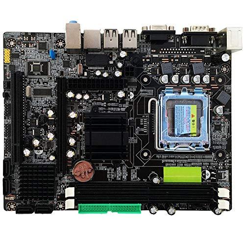 Motherboard, Intel 945GC LGA 775 SATA2 HDD Interface AMD VGA 2 DDR2 DIMM...