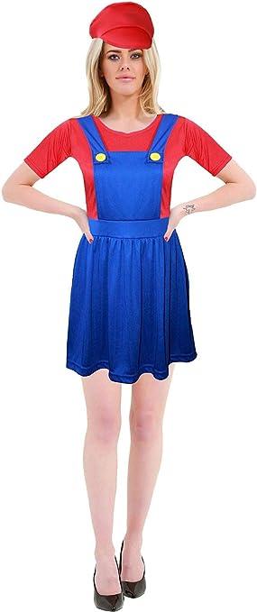 Brand New Super Plumber Adult Costume