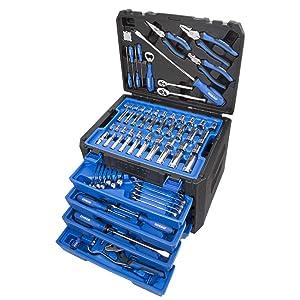 Kobalt 100-Piece Household Tool Set with Hard Case