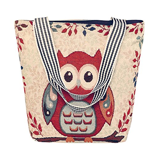 Tote Messenger A Handbag Satchel Bags 1PC Shoulder Amlaiworld Bag Ladies Bag Women's A Cartoon Handbag Shoulder Canvas a78ppR