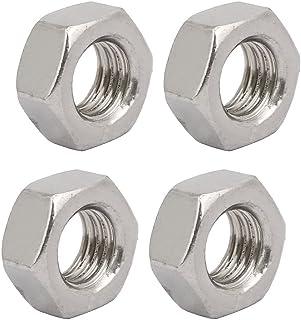 Portal Cool 4 pezzi M14 x 2mm passo metrico filetto 201 in acciaio inossidabile a mano esagonale dadi