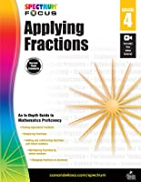 Spectrum Applying Fractions Grade 4 (Spectrum