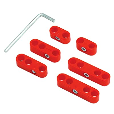 Spectre Performance 4632 Red Pro Wire Separator: Automotive