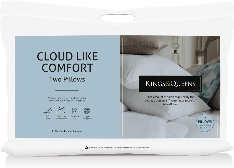 Luxurious Kings & Queens Hypoallergenic