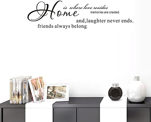 com bibitime sayings home is where the love resides