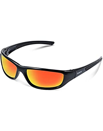 84ae28dba8b Duduma Tr8116 Polarised Sports Sunglasses for Mens and Womens Design for  Ski Baseball Golf Cycling Fishing