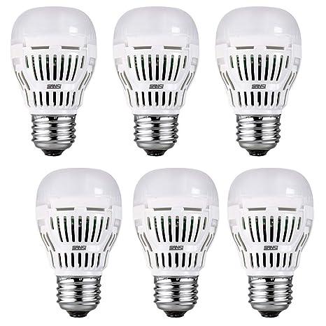 Sansi 8w 80 60 Watt Equivalent A15 Led Light Bulbs 800 Lumens