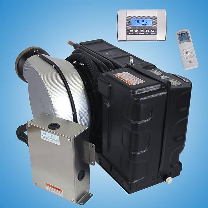 16000 BTU/h autónomo Marino aire acondicionado y bomba de calor 208 - 230 V/Hz: Amazon.es: Deportes y aire libre