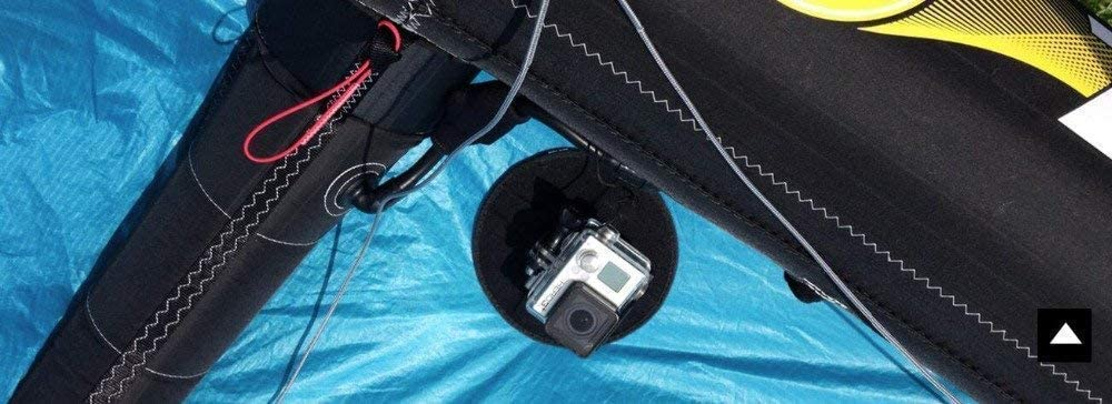 Paragliding Paramotor Kite Mount Rucksackhalterung Kamera