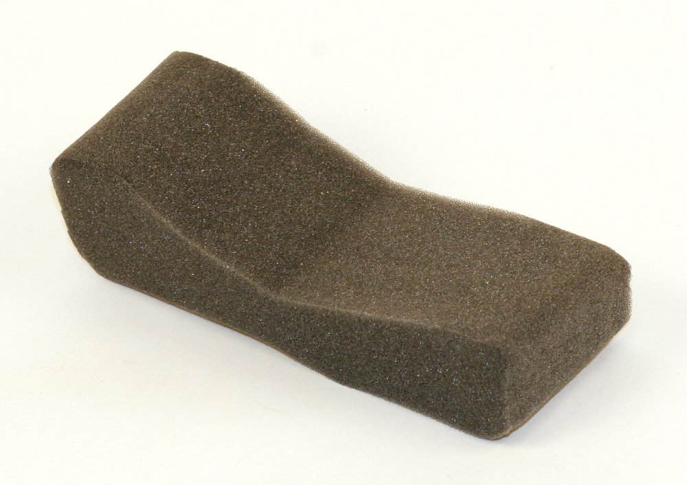 Players Economy Foam Violin Shoulder Pad; 4/4-3/4 Violin EVPL