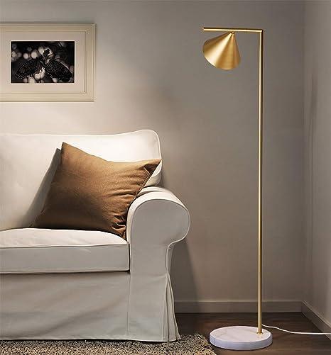 KAPR Lampe de Plancher de Salon en métal Minimaliste Moderne ...