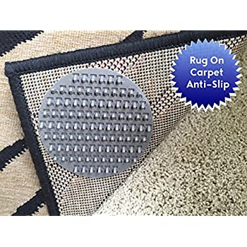 Amazon Com Non Slip Rug Pads For Rug On Carpet Anti Slip