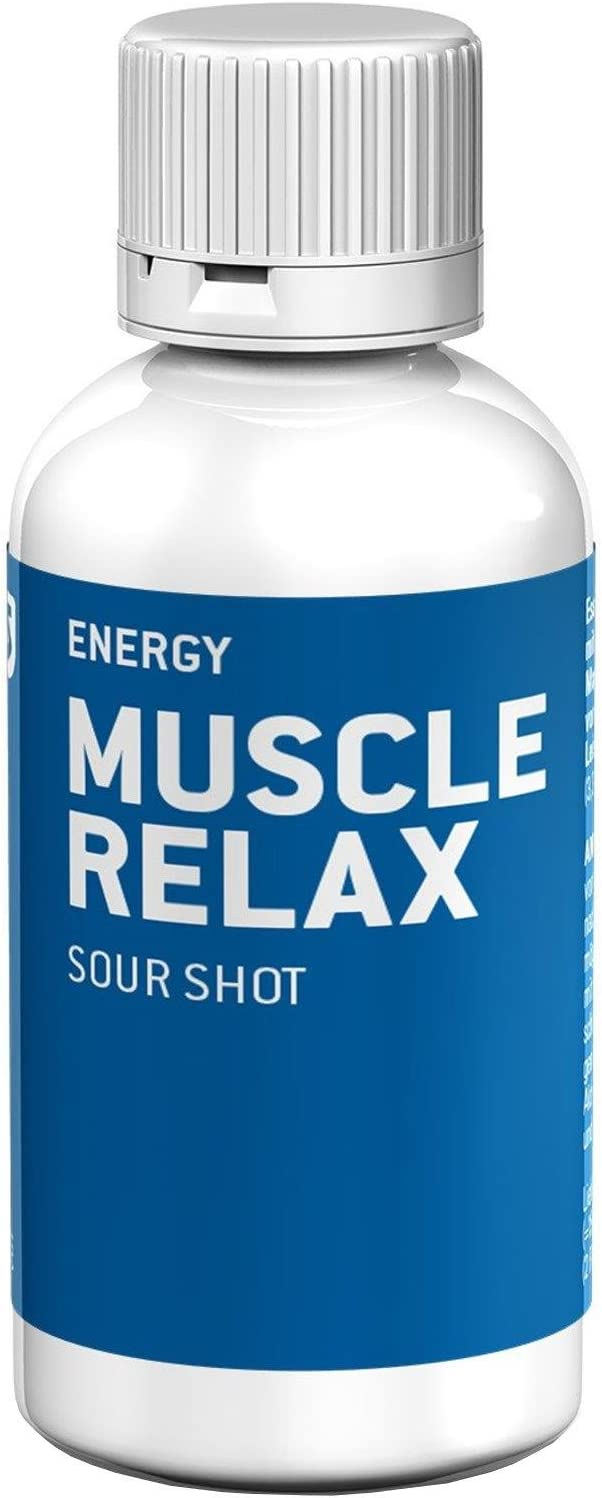 Sponser Muscle Relax Sour Shot Magnesio 4 x 30 ml Tipos de ...