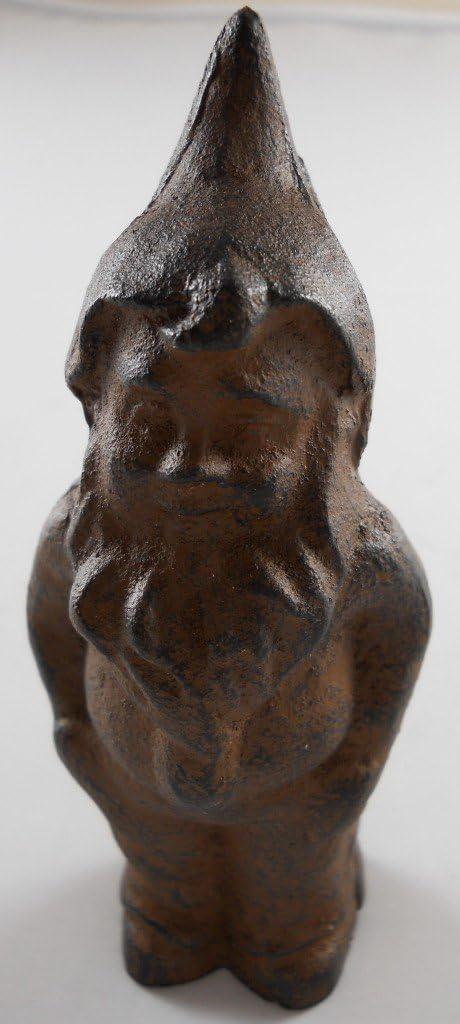 Iron Gnome Figurine Paperweight