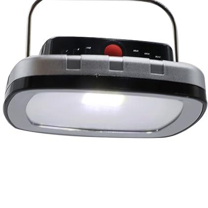 Amazon com: 6Watts USB Portable Solar Power LED Bulb Lamp