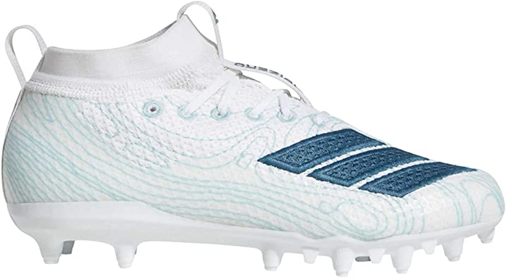 baby blue football cleats