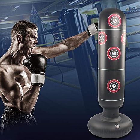S-tubit - Saco de Boxeo Hinchable para Entrenamiento, Color ...