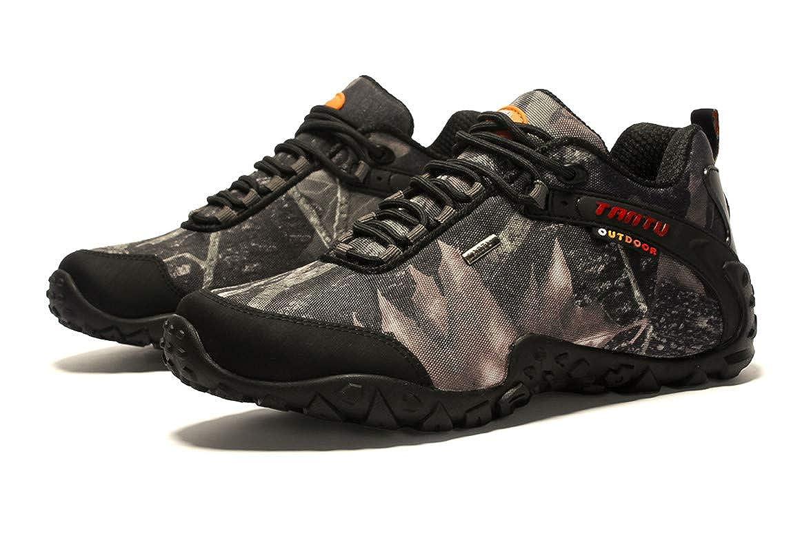 SANANG Wasserdichte Outdoor Herren Camouflage Wanderschuhe Kletter Schuhe