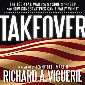 Takeover Audiobook