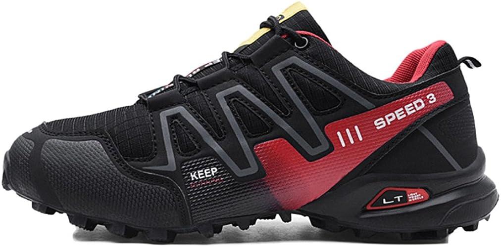 Zapatillas De Trail Running Mujer Zapatillas De Entrenamiento Outdoor Antideslizante Lighten Zapatillas De Malla De Otoño Zapatillas De Senderismo Antideslizantes Resistentes Al Desgaste: Amazon.es: Zapatos y complementos