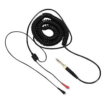 2m Audio Headset Kabel Audiokable Für Sennheiser HD25 HD560 HD430 Kopfhörer