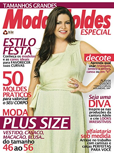 Moda Moldes Especial 10 (Portuguese Edition) by [Editora, On Line]