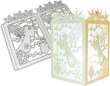 New Metal Die Cutting Stencils DIY Scrapbooking Embossing Album Paper Card Craft