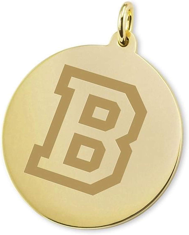 LA HART Bucknell 14K Gold Charm M