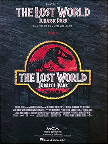 theme from lost world jurassic park piano