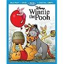 Winnie the Pooh (Three-Disc Blu-ray/DVD Combo + Digital Copy)
