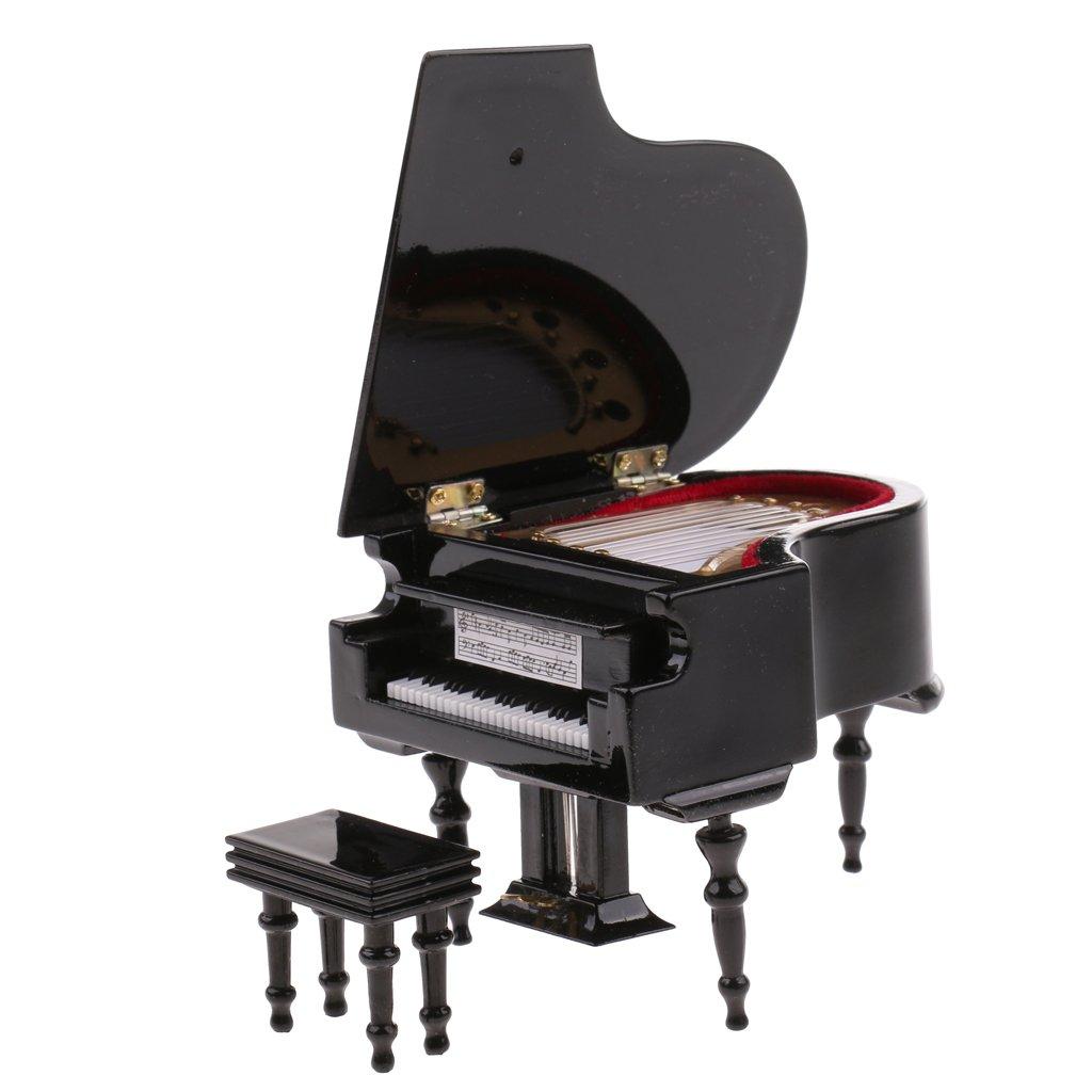 Miniatura Modelo de Piano