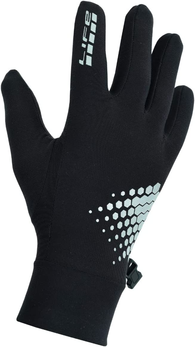 Details about  /Winter Sports Reflective Warm Gloves  for Winter Outdoor Walks Hiking Cycling