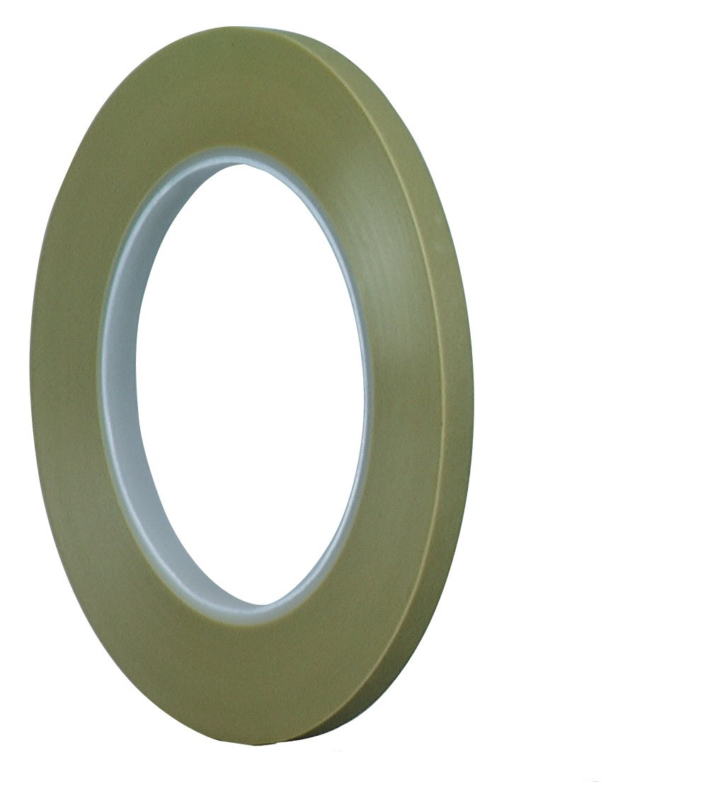 Scotch Fine Line Tape 218 Green, 3/32 in x 60 yd (Pack of 1) 3M 021200063084