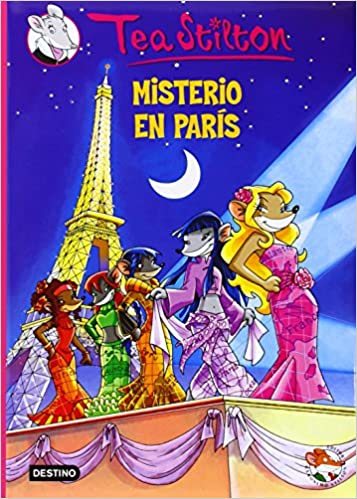 Pack Tea 4 París + De viaje (Tea Stilton): Amazon.es: Stilton, Tea ...