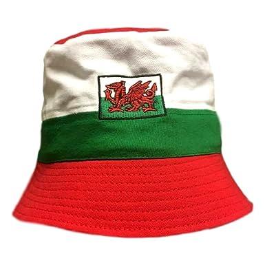 Welsh Bucket Hat- Stripe (Fishing 49c242173cdd