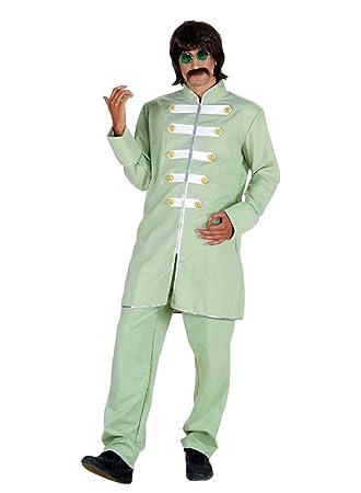 chiber Disfraces Disfraz Años 60 Sargento Pepper. Talla Única (M/L ...