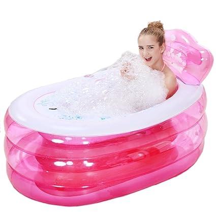 DFG012 Vasca da bagno portatile gonfiabile per adulti, Spa per ...