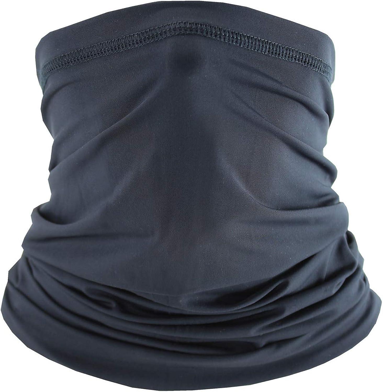 Neck Gaiter Warm Face Shields Sun Winter Ski Protection Lightweight Headband Bandana for Men /& Women Dust
