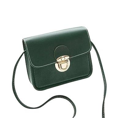 02ddec77a9fa Amazon.com: FDelinK Fashion Messenger Bag Cover Cross Body Hobo ...