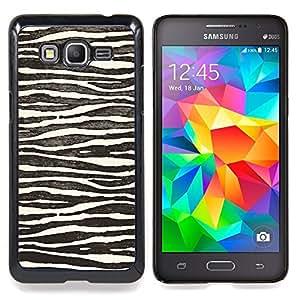 BullDog Case - FOR Samsung Galaxy On7 G6000 - Expression Frog Think Forest - Dise???¡¯???¡Ào para el caso de la cubierta de pl???¡¯????stico Chicas