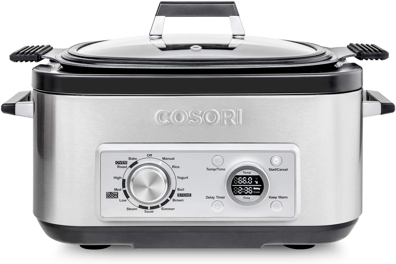 COSORI Multicooker 6 QT 11-in-1 Programmable Slow, Rice Cooker