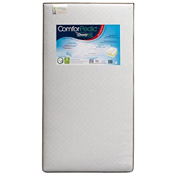 Amazon.: Simmons Kids ComforPedic Crib and Toddler Mattress : Baby