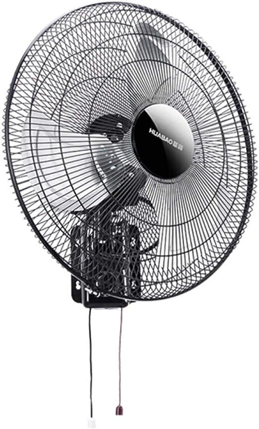 Fan Fan Ventilador de 20 Pulgadas montado en la Pared, Ventilador ...