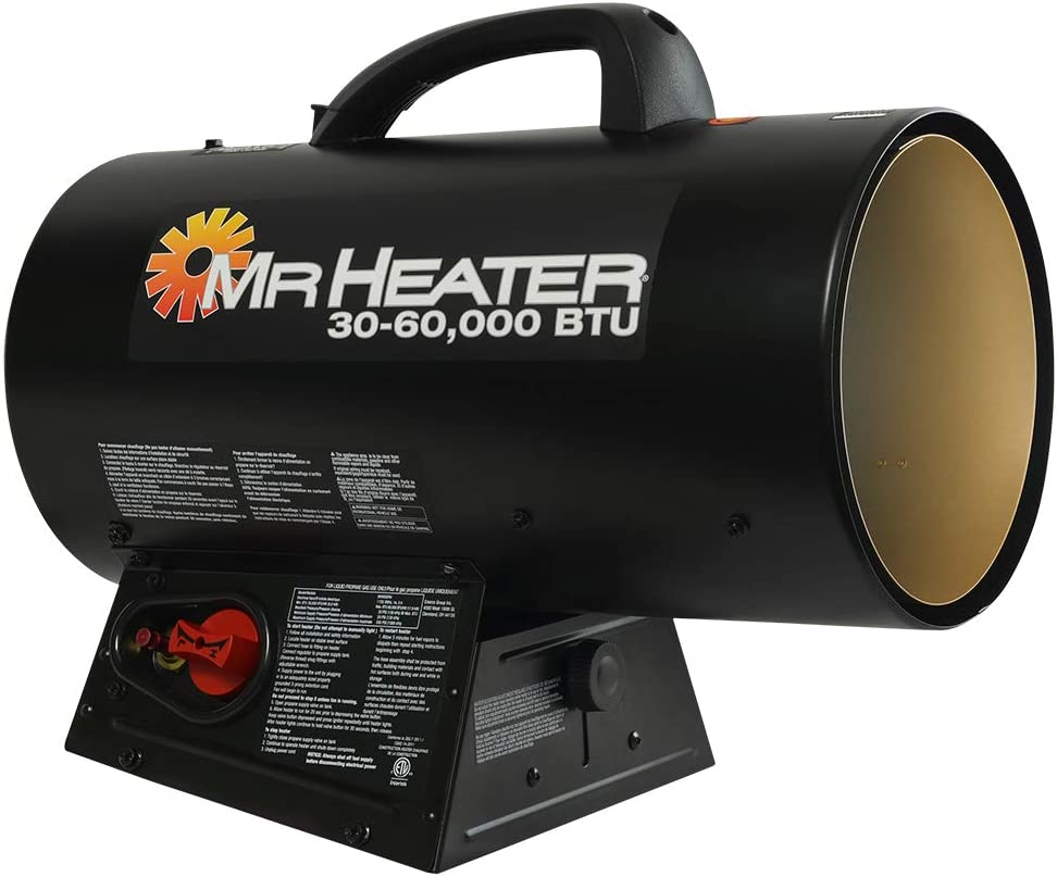 Mr. Heater 60,000 BTU Propane Heater