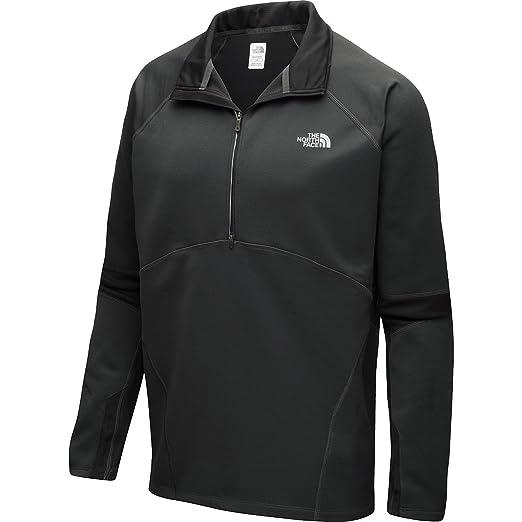 560a7318e Amazon.com: The North Face Men's Momentum 1/2 Zip Fleece Pullover ...