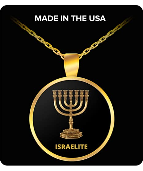 Amazon Hebrew Israelite Necklace Men Women 12 Tribes Of