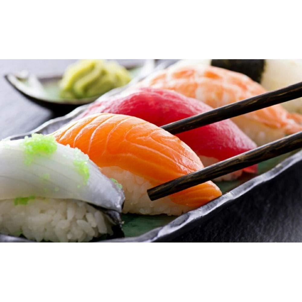 TiooDre 1pc Sushi de DIY del Molde del Molde Sushi Cuchara Cucharada de arroz Libre de BPA con Mango Herramienta de la Cocina