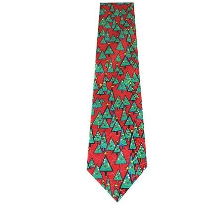 Gespout 1PCS Corbata de Navidad Corbata de Lazo para Hombre ...