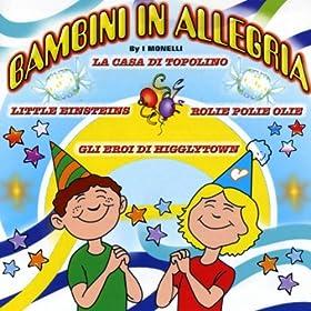 Amazon.com: La casa di Topolino: I Monelli: MP3 Downloads