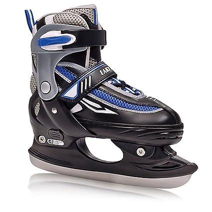 Lake Placid Metro Boys Adjustable Figure Ice Skate Medium 2 5
